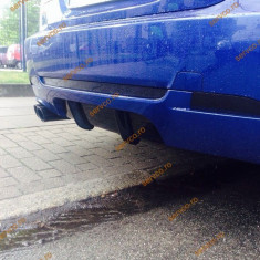 Difuzor BMW E92 E93 Mtech mpack sport Aero ver1 - Difuzor bara spate auto