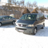 Volkswagen multivan 4motion highline 2, 5 tdi, An Fabricatie: 2005, Motorina/Diesel, 223909 km, 2461 cmc