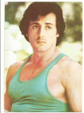 @ carte postala-ACTORI SI INTERPRETI-Sylvester Stallone