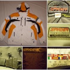 Geaca SKI SPYDER Dermizax 20000mm (L) barbati snowboard costum schi - Echipament ski Spyder, Femei