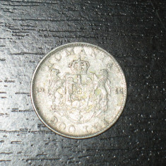 Moneda argint 200 lei Romania 1942, Mihai I - Moneda Romania
