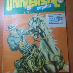 Revista universul copiilor nr. 4-5 din 15 februarie 1990 - Reviste benzi desenate