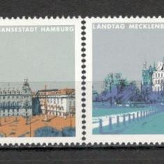 Germania.1999 Cladiri Parlamentare  SG.982