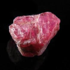 Rubin NATURAL rosu ichis cristal BRUT 3, 54 ct. - netratat