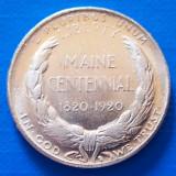 USA Half Dollar 1920 Maine 30.5 mm, America de Nord