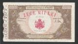 ROMANIA   10000  10.000  LEI  20  DECEMBRIE   1945  [15]  XF