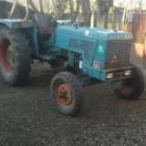 Tractor 45 cp Hanomag + plug 2 brazde U445