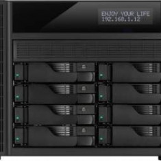 Asustor AS-7008T NAS - network attached storage tower, 8-bay