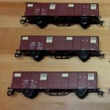 Vagoane marfa la set  DR BTTB scara TT 1:120, Alta, TT - 1:120