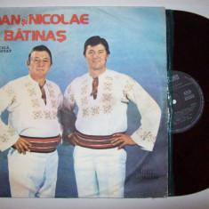 Disc vinil IOAN SI NICOLAE BATINAS - Floricica, mar rotat (ST - EPE 03229)