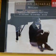 Mozart - kv 322 etc. - Muzica Clasica emi records, CD