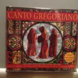 CANTO GREGORIANO - 2CD BOXSET(1994/EMI REC/Germany) - CD ORIGINAL/Sigilat/Nou
