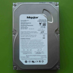 HDD 160GB Maxtor DiamondMax 20 STM3160211AS SATA - BAD-uri - Hard Disk Maxtor, 100-199 GB, Rotatii: 7200, SATA2, 8 MB