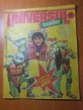 Revista universul copiilor nr. 7-8 din 21 februarie 1991