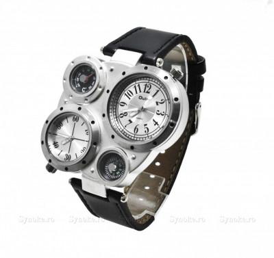 MILITARY thermo-compass (culoare cadran: negru) foto