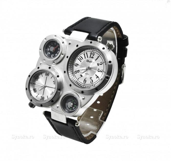 MILITARY thermo-compass (culoare cadran: negru) foto mare