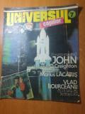 revista universul copiilor nr. 7 din 1 martie  1990