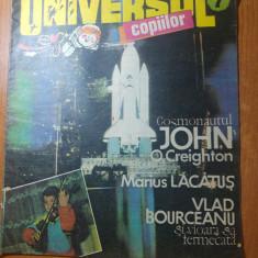 Revista universul copiilor nr. 7 din 1 martie 1990 - Reviste benzi desenate
