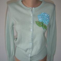 Pulover dama italian 100% cashmere, S/M, Culoare: Din imagine