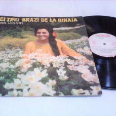 DISC VINIL IRINA LOGHIN CEI TREI BRAZI DE LA SINAIA RARITATE!!!EPE 01005