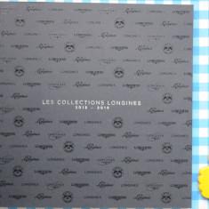 Catalog ceasuri Longines 2015 2016