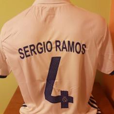 TRICOU SERGIO RAMOS REAL MADRID MARIMI S, M, L, XL, XXL - Tricou echipa fotbal, Marime: L, M, S, Culoare: Din imagine
