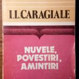 I. L. Caragiale - Nuvele, povestiri, amintiri - Nuvela
