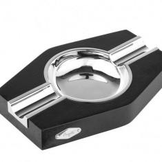 Scrumiera trabuc metal lemn 422310