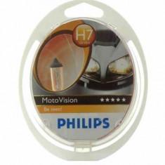 Bec Motocicleta H7 Philips 12972MVS1 Motorvision