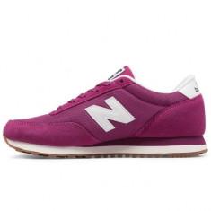 Pantofi New Balance 501 Roz pentru femei din piele (NBAWL501CVA) - Adidasi dama New Balance, Marime: 36, 37, 40