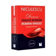 Dictionar englez-roman/roman-englez: uzual - DEX