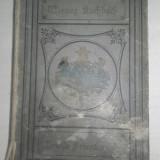 CARTE DE BUCATE, LIMBA GERMANA 1908