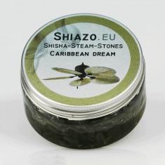 Pietre narghilea Shiazo carribean cream - Arome narghilea