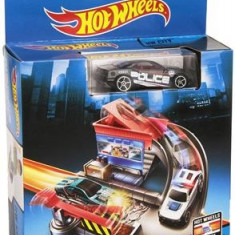 Jucarie Hot Wheels Tollbooth Takedown Track Set - Masinuta