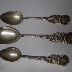 Lingurite argint,3 , colectie
