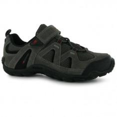 Pantof sport pentru baieti, marca Karrimor, piele si textil/drumetie, 28 - Adidasi copii Karrimor, Culoare: Gri, Unisex