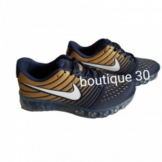 Adidasi Nike Barbati RUNEASY Gold - Adidasi barbati, Marime: 40, 41, 42, 43, 44, Culoare: Orange, Textil