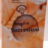 DREPT CIVIL , SUCCESIUNI de MIRCEA MURESAN ... STEFAN IOAN LUCACIUC , 2011