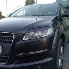 Pleoape faruri Audi Q7 ABS plastic