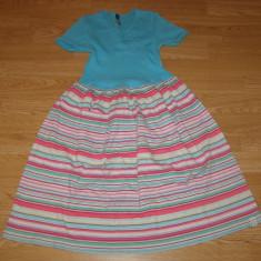 Rochie pentru copii fete de 7-8 ani de la trigema, Marime: Masura unica, Culoare: Din imagine