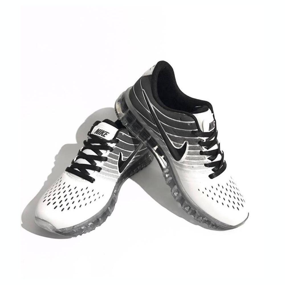 410590680065 Adidasi Nike Air Max alb silicon foto. Mărește imagine