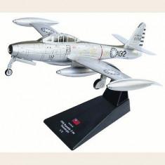Macheta avion Republic F-84G Thunderjet - Taiwan - 1958 scara 1:72 - Macheta Aeromodel