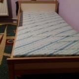 Pat ikea pentru copii 70x160 cm - Patut lemn pentru bebelusi Ikea, 160X70cm, Altele