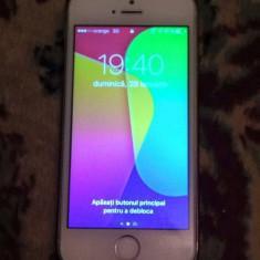 Vand iPhone 5S Apple Silver, 16Gb, Argintiu, Neblocat