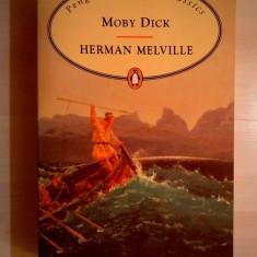 Herman Melville – Moby Dick {Penguin Popular Classics}