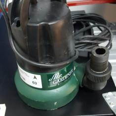 Pompa submersibila Mr Gardener 7000 l/h - Pompa gradina