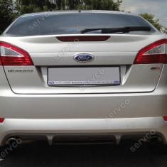 Prelungire bara spate Ford Mondeo Mk4 HB Hatchback - Spoiler, MONDEO IV - [2007 - 2013]
