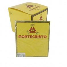 Tigari de foi Montecristo Mini 100 cigarillos - Tigari foi