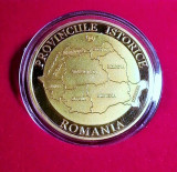 Medalie Comemorativa Medalie Provinciile Istorice Romania Medalie Transilvania