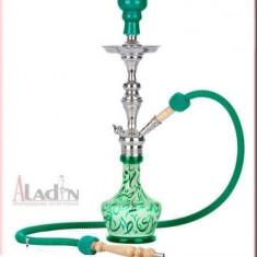 NARGHILEA W405G ARABICA GREEN